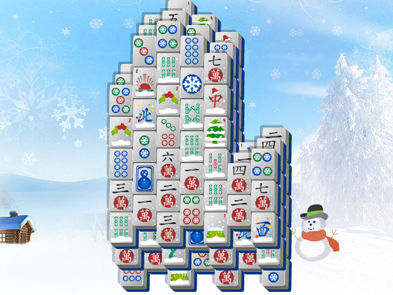 Stay warm this winter with Mitten Mahjong!