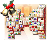 christmas mahjong bow