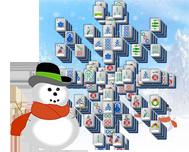 snowflake mahjong